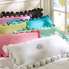 Decorative Pillows, Pillow Covers & Decorative Pillow Covers, Throws, Blankets, Throw Blankets | PBteen
