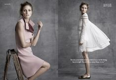 Take a look at this beautiful spread for Harper's Bazaar Australia.