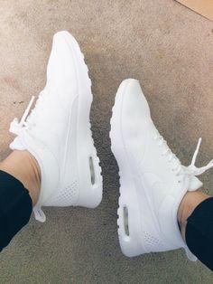 Nike Thea White