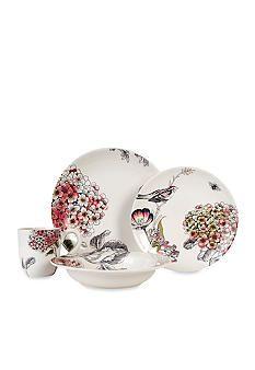 edie rose home Hydrangea Dinnerware & Accessories - Belk.com