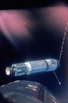 NASA Gemini mission photos.