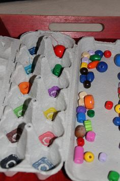 Jeux couleur montessori