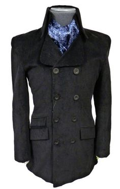 5bfaf4fea6f  The In Crowd  - Mens Mod Jacket by Madcap England. Mod Jacket