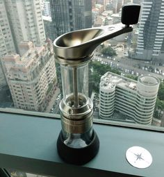 The Lido 2, a great manual coffee grinder from pour over , french press , to espresso for under 200 bucks!