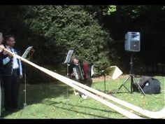 Alphorn, cor des Alpes, Swiss Alphorn, Ranz des vaches, - YouTube Youtube, Cows, Musik, Youtubers, Youtube Movies
