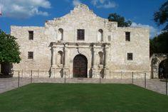 The Alamo, San Antonio, Texas.  9/03