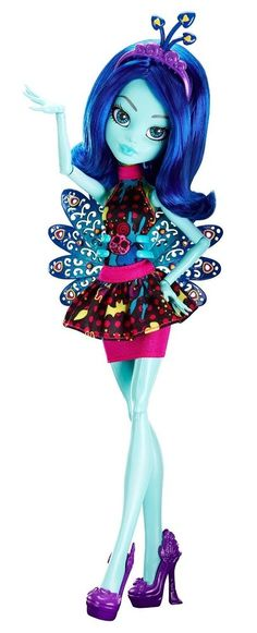 Monster High Inner Monster Scared Silly 'n Shockingly Shy NEW Just Released
