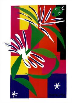 Creole Dancer, c.1947 Print by Henri Matisse