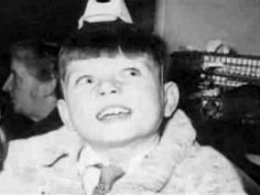 A young Ian Curtis (Joy Division)