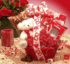 Valentine's Day Gift Baskets 2014