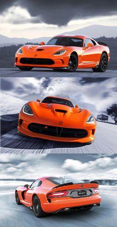 SRT Viper - Designed for Extreme Performance