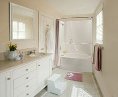 Tub Shower Combo Units. 5 Fresh Ways To Shake Up The Look Of A ...