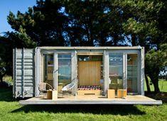 画像 : 20万円の家 コンテナハウスに住む人々(住宅 ボックス ガレージ 店舗 中古 サイズ 価格 - NAVER まとめ