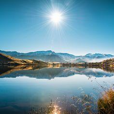 Beautiful Queenstown New Zealand