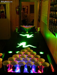 Beer Pong has become a phenomenon in the United States and it is quickly spreading to other countries around the world. It's genius is it's simplicity.