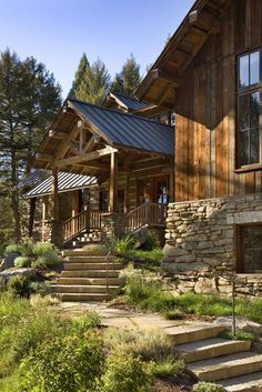 Crail Creek Family Lodge - Architect Portfolio | Miller Architects