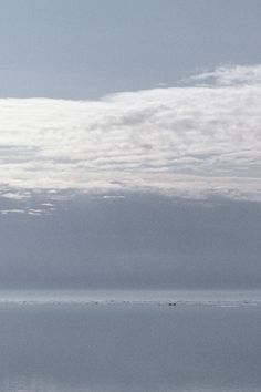 Tender 3/3 • Off Prince Leopold Island, Nunavut, Canada • landscape panorama panoramic large format print original photography image interior design ideas wall decor