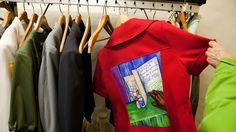 An Artist's Brush Reveals Tales Of Struggle And Survival: More than 200 people have Walking Gallery jackets that tell the story of their experiences with health and the medical system.