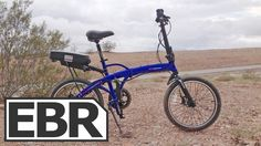 ProdecoTech Mariner 500 Video Review - Most Powerful Folding eBike, Stro...