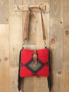 Free People Palmedo Blanket Bag,