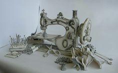 Amazing ceramics from Katharine Morling
