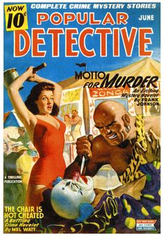 Pulp Cover Artists | Pulp Cover Art