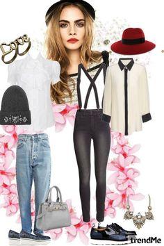 loosely from rina01 - trendme.net Fall Winter, Autumn, Image, Collection, Fashion, Moda, Fall Season, Fashion Styles, Fall