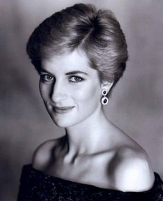 Diana, Princess of Wales (Diana Frances Spencer; 1 July 1961 – 31 August 1997)