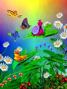 Shop online for canvas art prints of Crawly Critters animal paintings for baby nursery, child bedroom, preschool daycare, wall art for pediatrician office. Cinder Block Walls, Wall Murals, Wall Art, Baby Room Art, Forest Friends, Woodland Creatures, Animal Paintings, Canvas Art Prints, Kids Bedroom
