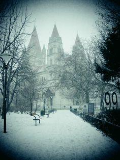 Viena. Franz Von Assisi Kirche