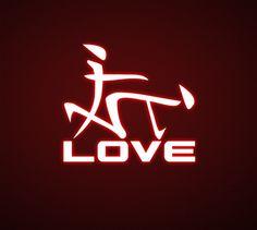 Het gekke is dat dit het enige chinese teken (of japans ik zie het verschil niet) is dat ik begrijp ;-P