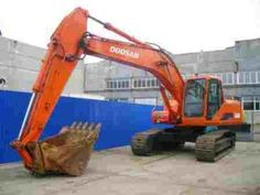 Click On The Above Picture To Download Doosan Daewoo Solar 220lc-v Excavator Repair Service Manual