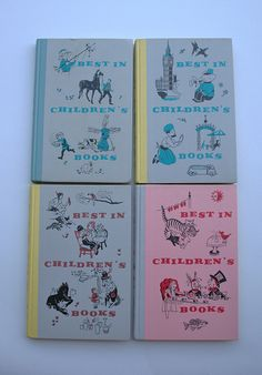 vintage childrens books - I have two of these