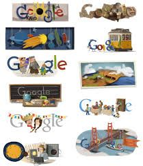 Resultado de imagem para doodles google