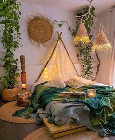 Bohemian Style Ideas For Bedroom Decor Design Wohnung Since electronic d Bohemian Bedroom Decor Bedroom Bohemian Decor Design electronic Ideas LOFT Style Wohnung Bohemian Bedrooms, Bohemian Bedroom Design, Bohemian Apartment, Exotic Bedrooms, Green Bedrooms, Bohemian Interior, Beautiful Bedrooms, Room Ideas Bedroom, Bedroom Designs