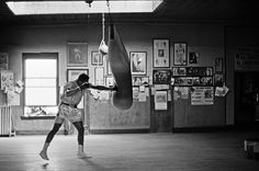 Gym Rat  Hoepker photographed Ali four times, beginning in 1966, when he spent several weeks following the champion on assignment for the German magazine, Stern. Two years after defeating Sonny Liston to claim the heavyweight title, Ali demonstrated an extraordinay awareness of his image and persona.    Read more: http://www.time.com/time/photogallery/0,29307,1632177,00.html#ixzz1mePnJ3e5