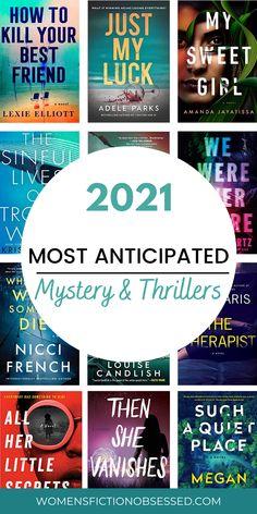 Book Club List, Book Club Books, Book Lists, Book Nerd, Good Thriller Books, Mystery Thriller, Good Mystery Books, Books To Read For Women, Best Books To Read