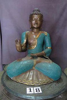 CAK18 Escultura de Buda Abhaya