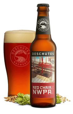 Red Chair NWPA is a refreshing, citrus forward pale ale that's a fan favorite here in the Northwest.