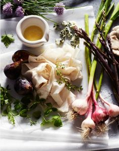 spring ingredients by david prince | Camille Styles