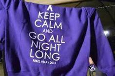 Go All Night Long!
