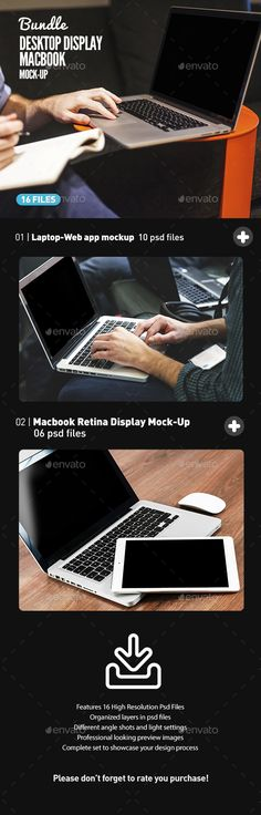 Desktop Display Mock-Up Bundle All-in-One by itscroma Save money聽with our聽Responsive Display Bundles! Desktop Display Mock-Up Bundle All-in-OneSpecial for website developers and app