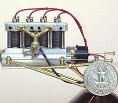 Incredible Miniature Engines That Actually Work - TechEBlog
