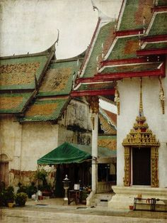 Temple  Tailandia