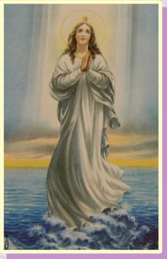 You care with the same love that Jesus cared for Our Lady Stella Maris