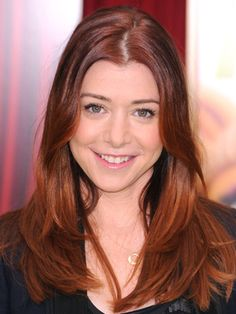 Alyson Hannigan Hairstyles | Nov 12, 2011 | Daily Makeover