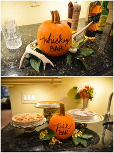 Yep, we had a whiskey and pie bar at the fall party http://sbdva.com/virginia-beach-fall-soiree/