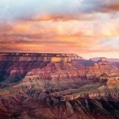 Iconic movie landmarks you can visit IRL: Grand Canyon National Park, AZ