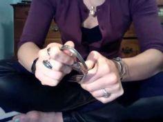How to make a fork bracelet