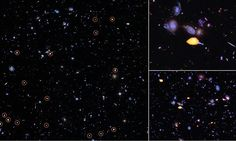 Astronomers peer back to the Golden Age of galaxy formation